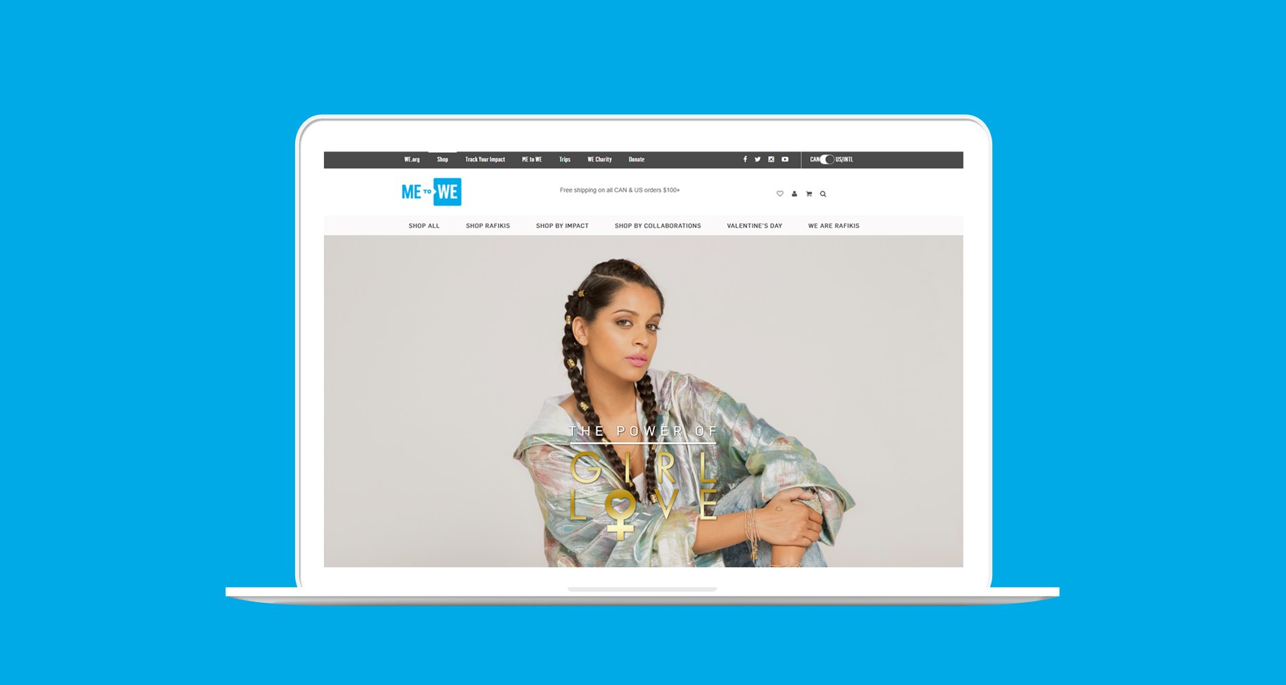 Me To We Website