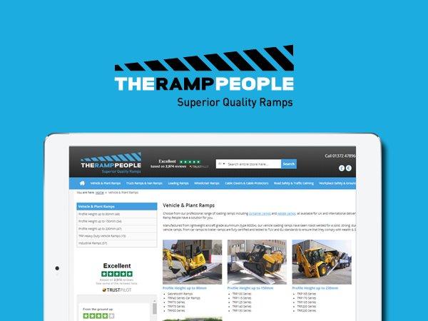 The Ramp People Website