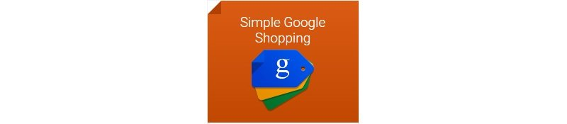 Simple Google Shopping