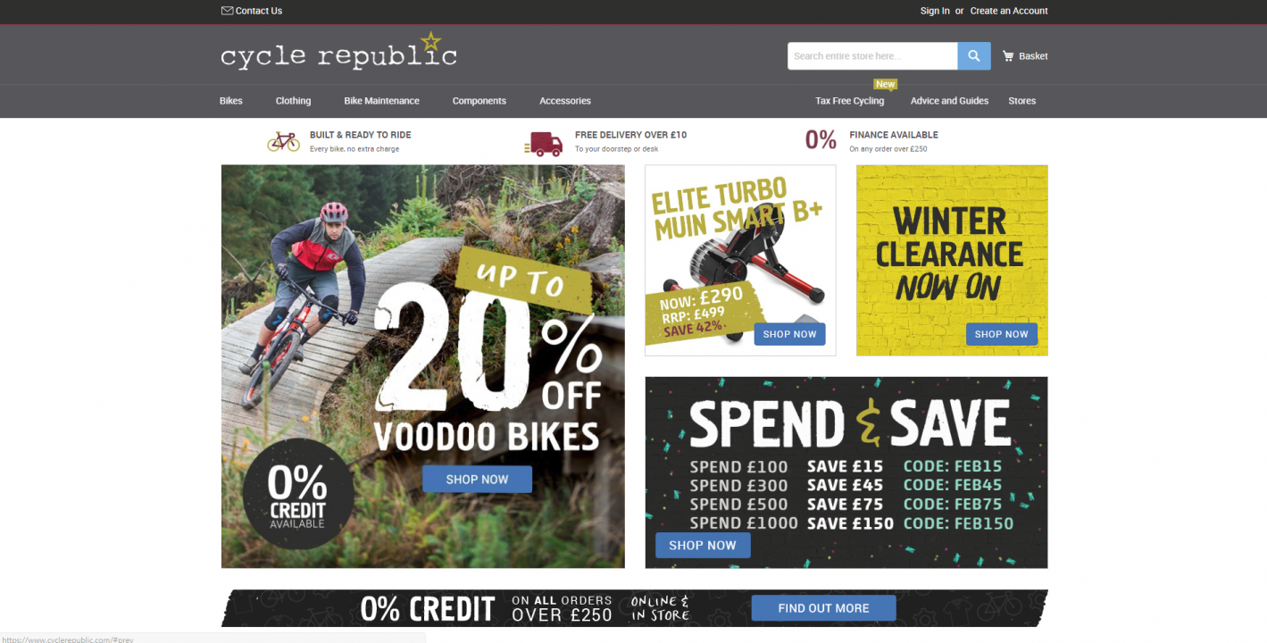 cycle republic website