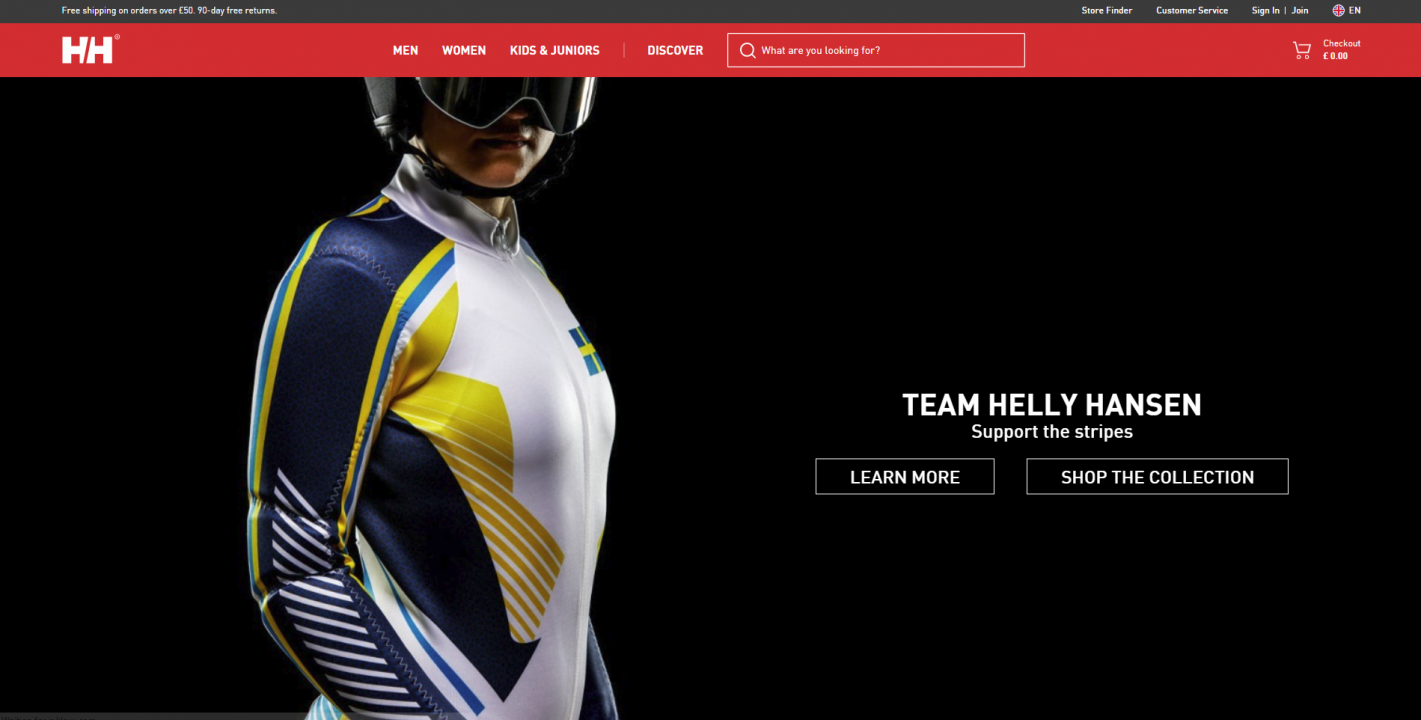 helly hanson website